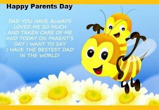 happy Parents day quotes 2014 1 - Happy Parents Day 2017 Quotes Whatsapp Status Images Wishes