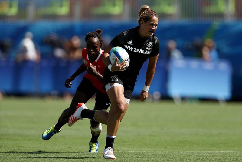 Rio 2016 Olympics Women's Rugby: New Zealand hammers Kenya 52 - 0