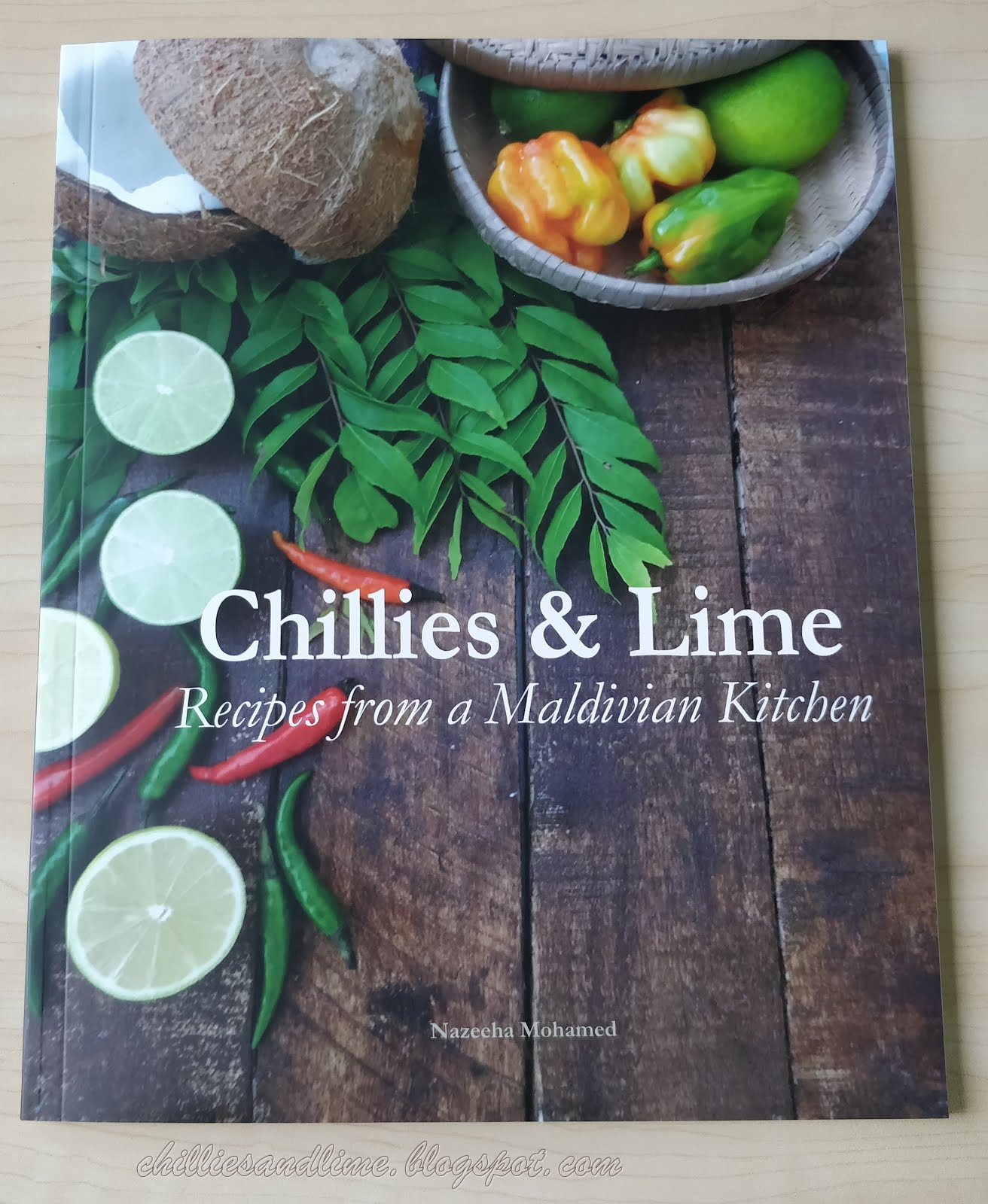 Chillies and lime: Recipes from a Maldivian kitchen
