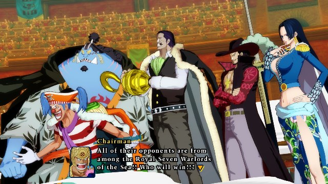 Download One Piece Unlimited World Red PC Games Gameplay