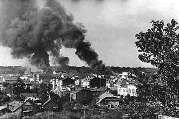 Kovno Operation Barbarossa 22 June 1941 worldwartwo.filminspector.com