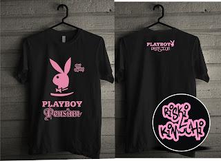 Kaos Playboy Pensiun
