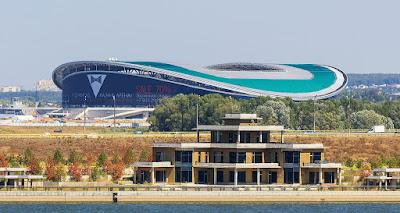 Kazan Arena Rusia