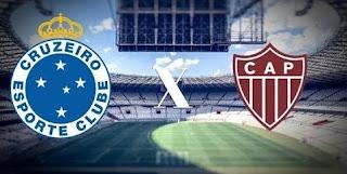 Cruzeiro x Patrocinense Ao Vivo Hoje, ás 16:00 no Premiere - 23/03/2019