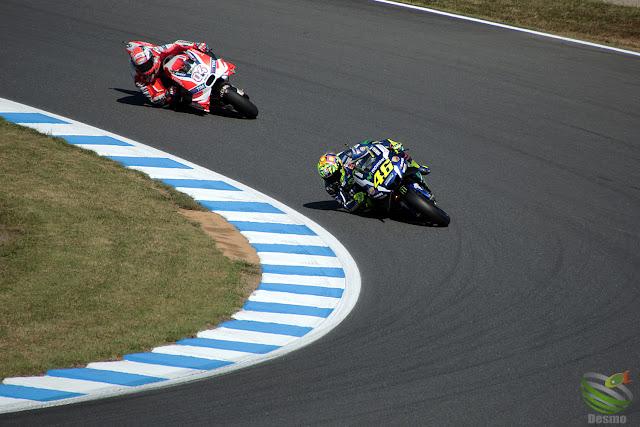 2016 MotoGP ツインリンクもてぎ Valentino Rossi