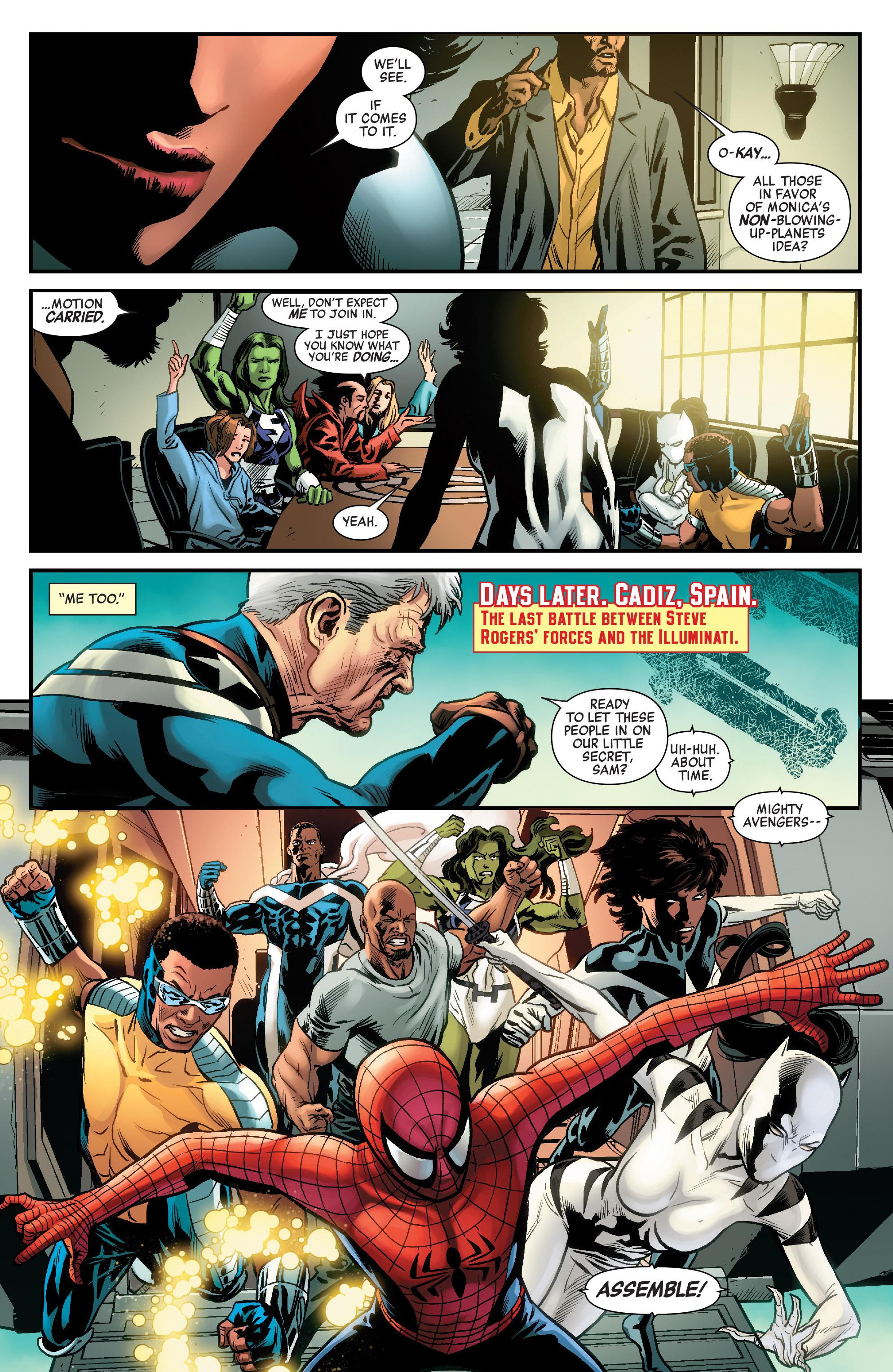 Read online Secret Wars: Last Days of the Marvel Universe comic -  Issue # TPB (Part 1) - 19