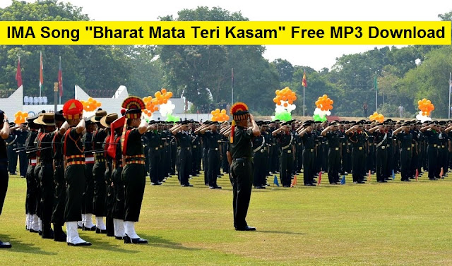 "IMA Song ""Bharat Mata Teri Kasam"" - Free MP3 Download"