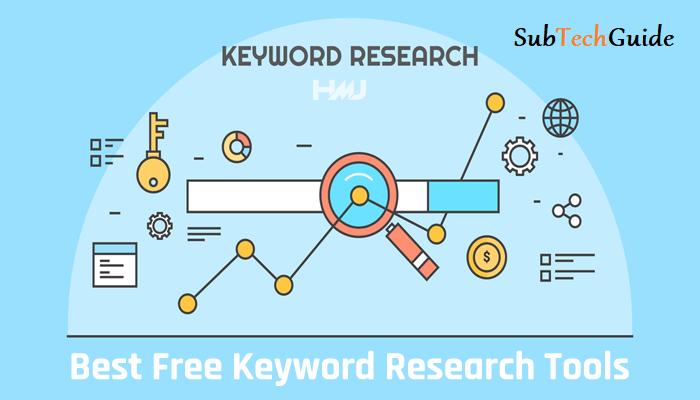 Bloggers के लिए Best Free Keyword Research Tools in Hindi