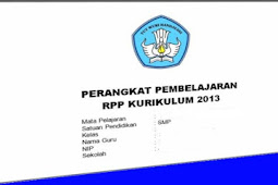 Rpp Pai Smp Kelas 7/8/9 Kurikulum 2013 Revisi 2017 Edisi 2018/2019