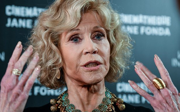 Jane Fonda: Trump-Era has 'Parallels' to 'Hitler and the Third Reich'