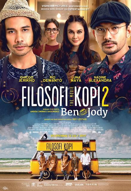 Sinopsis Filosofi Kopi 2: Ben & Jody (2017) - Film Indonesia