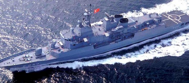 Η Τουρκία ξεκινά αεροναυτικές επιχειρήσεις στις ακτές Χαλκιδικής, Εύβοιας κλπ. από αύριο μέχρι 29 Αυγούστου