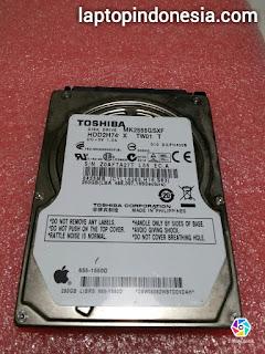 Jual HARDDISK 250 GB BEKAS