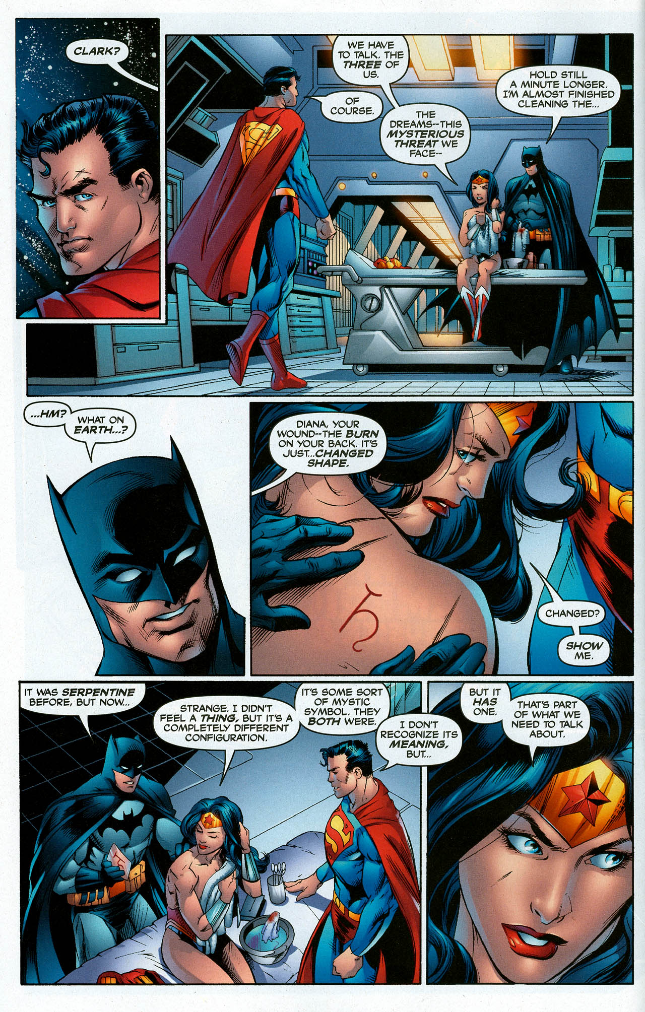 Read online Trinity (2008) comic -  Issue #6 - 5