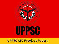 UPPSC Assistant Forest Conservator Forest Officer Previous Papers