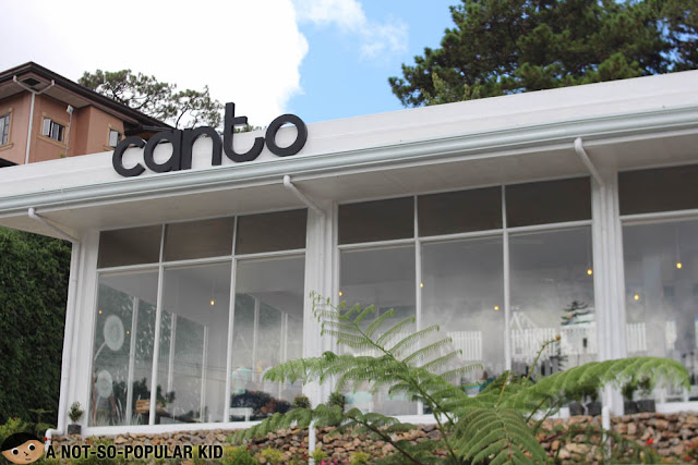 Canto's glass walls in Baguio