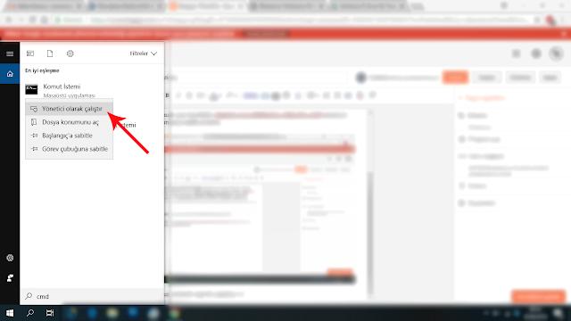 Windows 10 Hazırda Beklet Açma