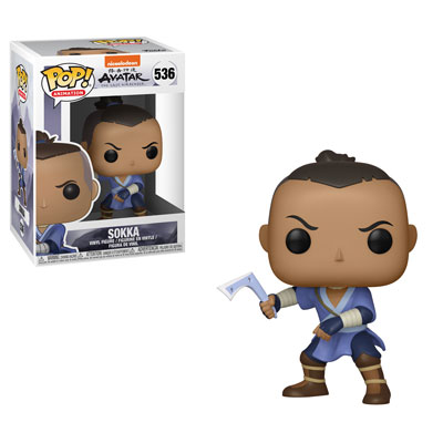 NickALive!: Funko Announces 'Avatar: The Last Airbender' Pop! Animation Figures