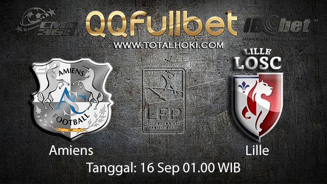 Prediksi Bola Jitu Amiens vs Lille 16 September 2018 ( French Ligue 1 )