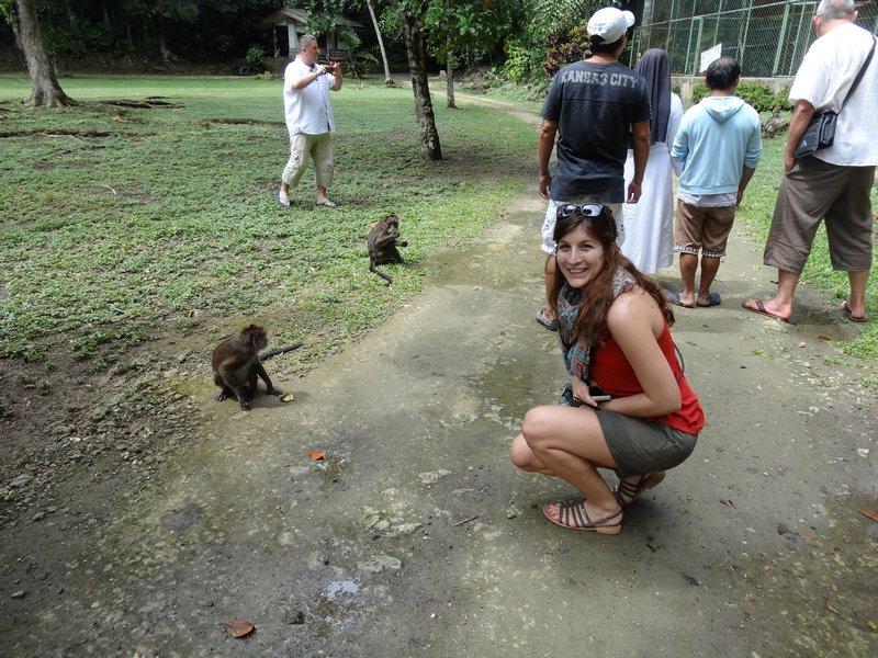 BOHOL : Réserve des singes / Philippines : 3 jours à BOHOL / www.by-laura.fr