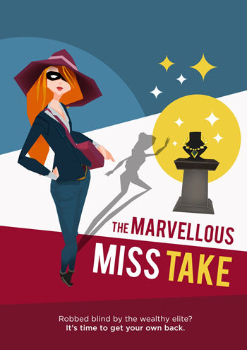 The Marvellous Miss Take PC Full Español