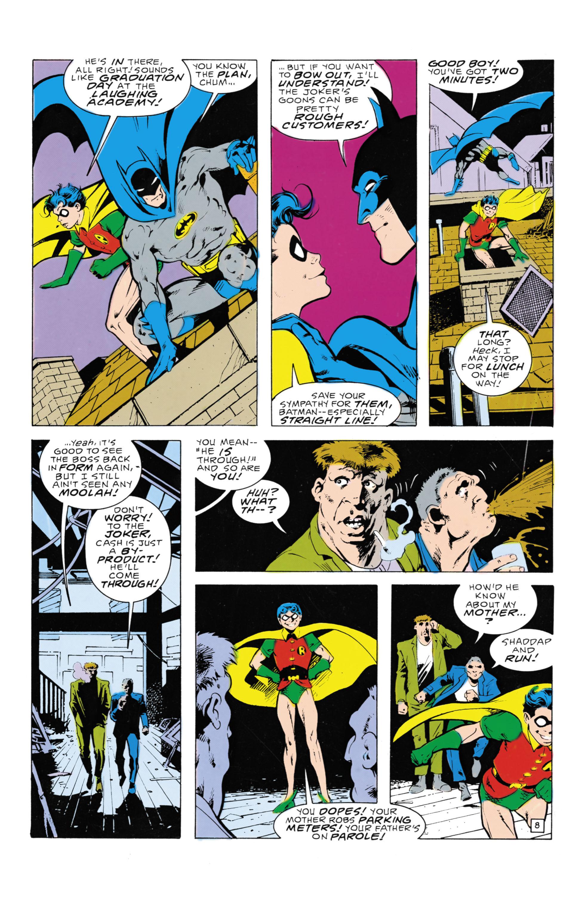 Detective Comics (1937) 570 Page 8