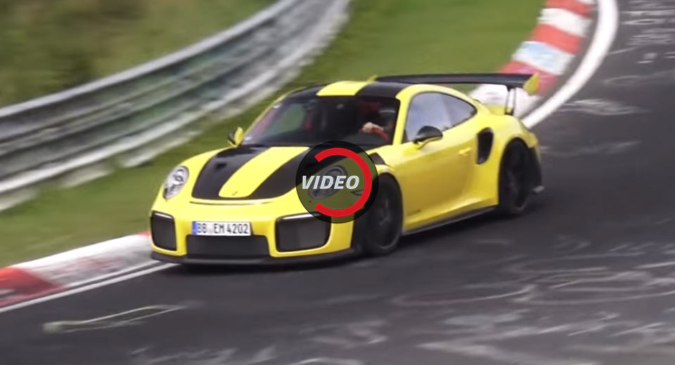 porsche 911 gt2 rs reportedly sets sub 7 minute 39 ring lap. Black Bedroom Furniture Sets. Home Design Ideas