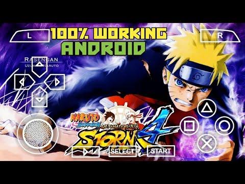 download Naruto Shippuden Ultimate Ninja Storm 4 _v[MODDED