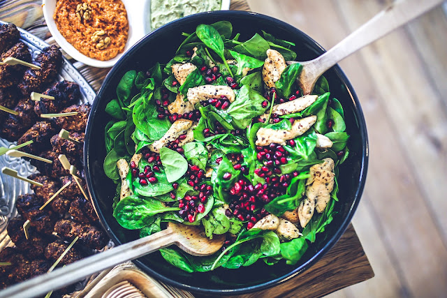 spinach fight inflammation in the body