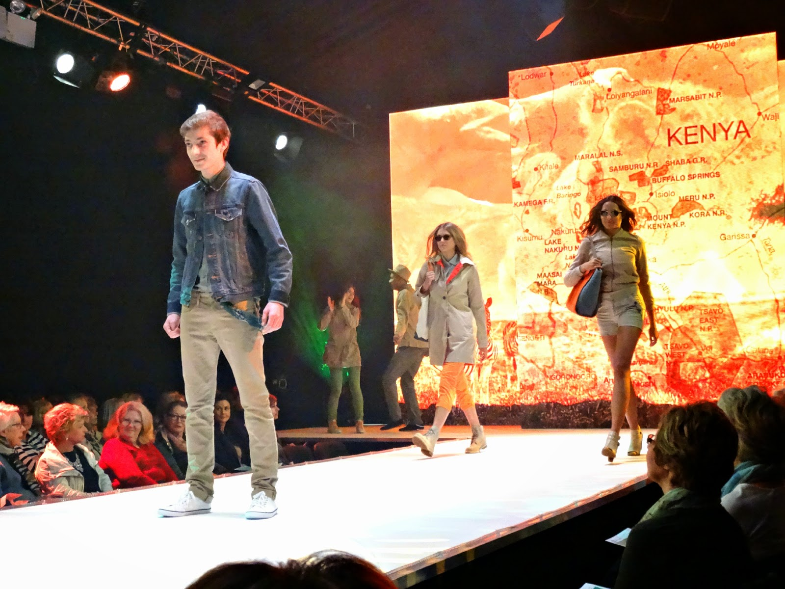 Bristol Fashion Week Timberland