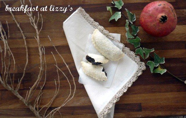 i papratet (calcioni al mosto cotti)