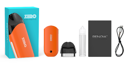 Video | Your Vaporesso Renova Zero Pod 650mAh Kit
