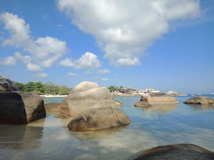 [Belitung Trip - Day 2 #Part1] Island Hopping