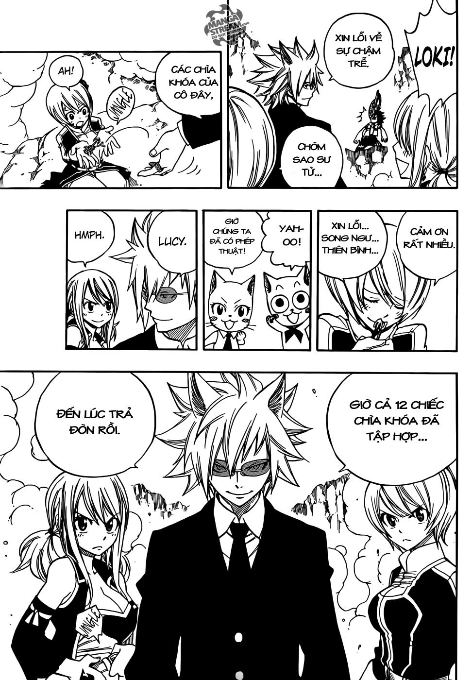 Fairy Tail chap 309 trang 20