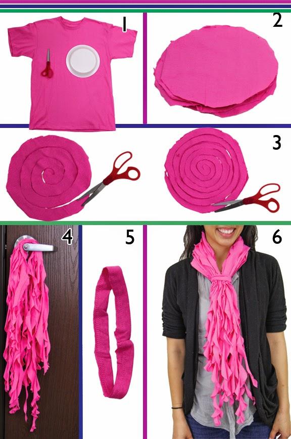 Curso curso recicla tu ropa for Ideas para disenar ropa
