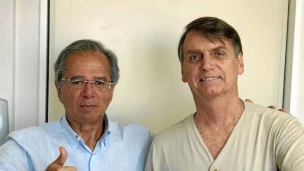 Investigan al ministro de Economía de Bolsonaro por fraude en Brasil