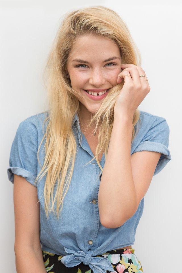 #blog #belezanatural #naturalbeauty #smile #freshfaced #GaranceDore #AshleySmith