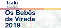 Os Bebês da Virada 2019 Icatu Seguros osbebesdavirada.com.br