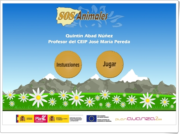 http://redtic.educacontic.es/actividades/sosanimales/index.html