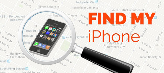 Find My iPhone - Locate Your Misplaced Phone As Well As