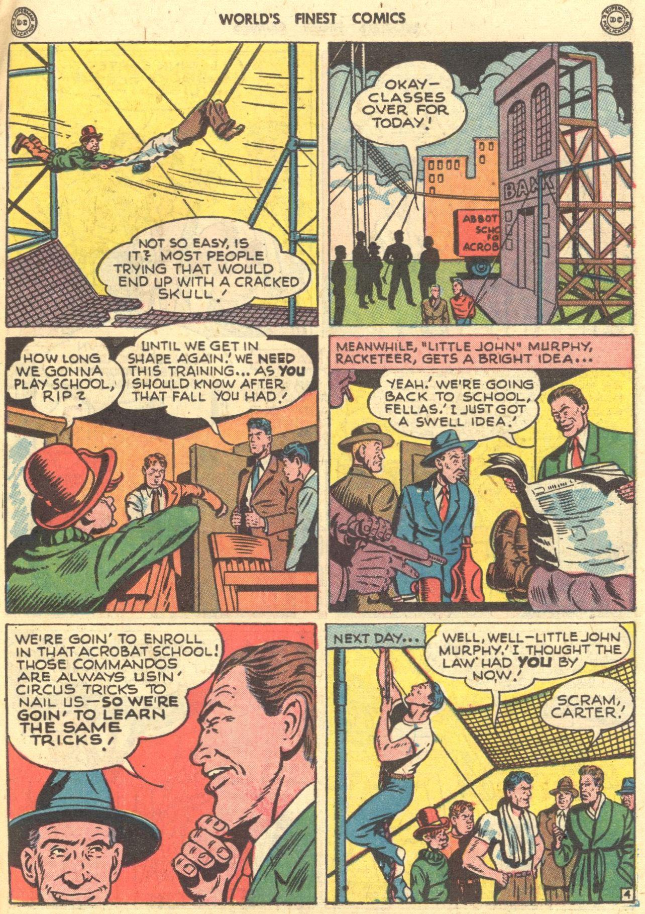 Read online World's Finest Comics comic -  Issue #28 - 32