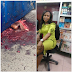 OMG: See Photos Of The Pretty Lady Who Died After Container Fell On Her In Lagos.