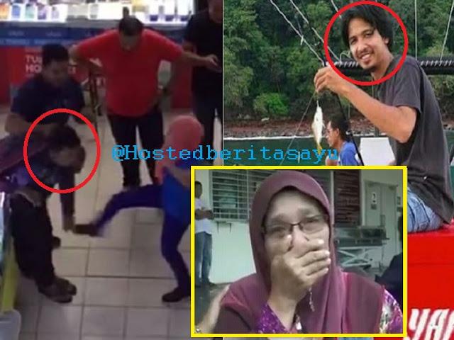 SAYU !! Hanya gambar ubat kerinduan ibu .. Tenang lihat wajah anak ibu moga damai disana (6 Gambar)