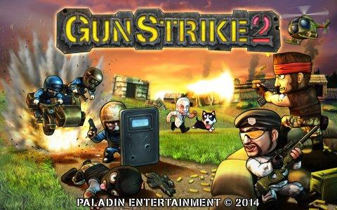 Gun Strike 2 v1.2.7 Apk Mod [Todo Ilimitado]