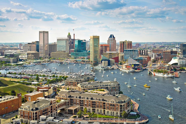 Baltimore Vacation Packages, Flight and Hotel Deals
