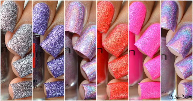 Sophin Swatches