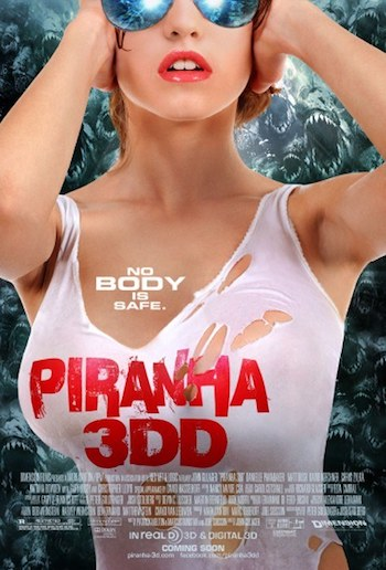 Piranha 3DD 2012 Dual Audio Hindi Movie Download