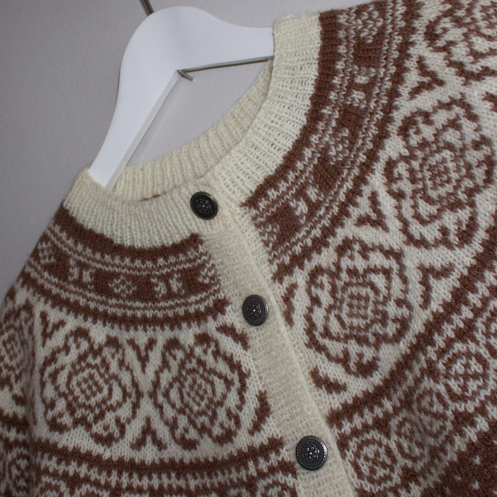 436307b6 Knitting Fair Isle - Rundfelling og raglanfelling on Pinterest Fair