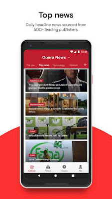 opera 2018 download