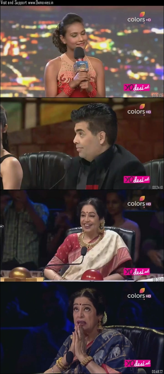 Indias Got Talent 29 May 2016 HDTV 480p